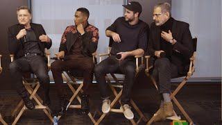 "Jeff Goldblum, Bill Pullman, Liam Hemsworth, Jessie Usher: ""Independence Day: Resurgence"""