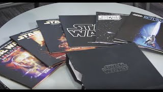 """Star Wars: The Ultimate Vinyl Collection"" Q&A + Unboxing 