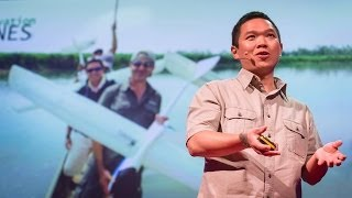 Lian Pin Koh: A drone's-eye view of conservation