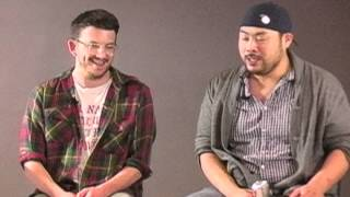 "David Chang & Peter Meehan: ""Lucky Peach"" 