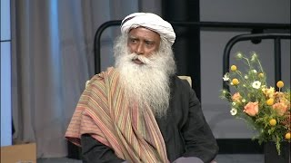 "Sadhguru: ""Developing an Inclusive Consciousness"" 