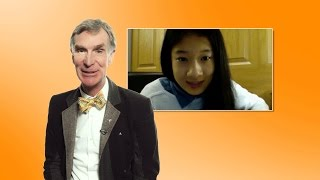 'Hey Bill Nye, What Can One Person Do to Save the World?' #TuesdaysWithBill