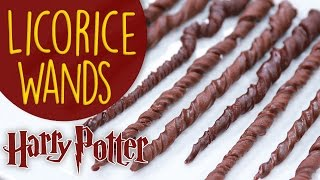 HARRY POTTER LICORICE WANDS - NERDY NUMMIES