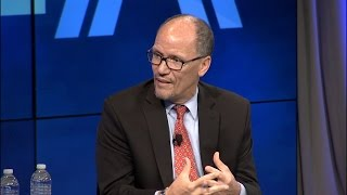 "U.S. Secretary of Labor Thomas E. Perez: ""Opportunity for All"" 