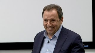 "Ron Suskind: ""Life, Animated"" 