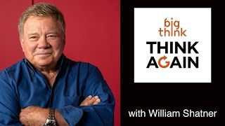 Think Again Podcast - William Shatner - Yes, I Am Trying to Win This Podcast