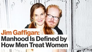 Jim Gaffigan on Porn, Masculinity and Fatherhood