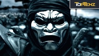 Top 10 HORRIFYING Facts about PERSIAN IMMORTALS
