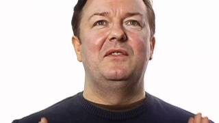 Ricky Gervais on the Death of Print Newspapers