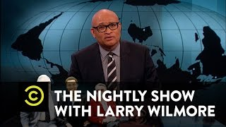 The Nightly Show - He's Just Not That Into U.S.?