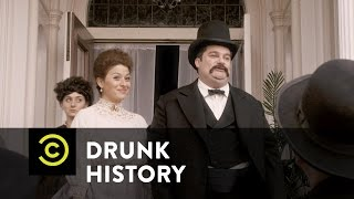 "Drunk History - Frances Cleveland Becomes an ""It"" Girl"