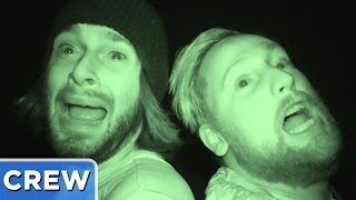 Ghost Hunting At Devil's Gate | Good Mythical Crew Ep. 35