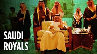 The Saudi Royal Family Explained