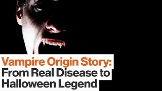Vampire Origin Story: How a Real Virus Inspired the Halloween Legend | Kathleen McAuliffe