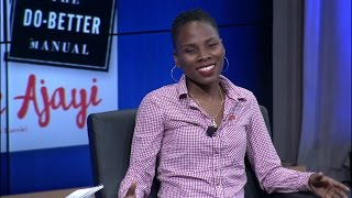 "Luvvie Ajayi: ""I'm Judging You"" 