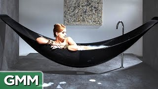 6 Most Unbelievable Bathtubs