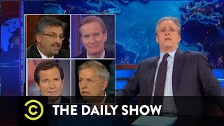 The Daily Show - Bullet Points Over Benghazi
