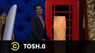 Tosh.0 - Celebrity Games