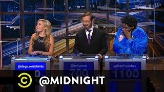 #HashtagWars Recap - Week of 9/21 - @midnight with Chris Hardwick