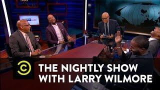 The Nightly Show - Panel - Black Fatherhood - Keep it 100