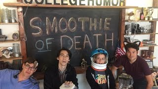 Smoothie of Death (Halloween Edition) LIVE!