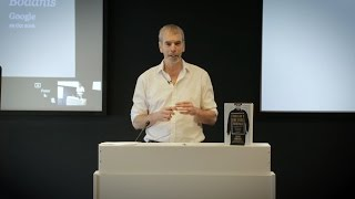"David Bodanis: ""Einstein's Greatest Mistake"" 