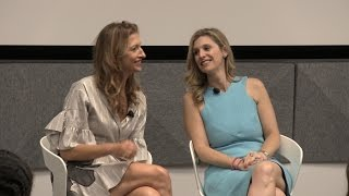 "Lauren Leader Chivee with Alysia Reiner: ""Crossing the Thinnest Line"" 