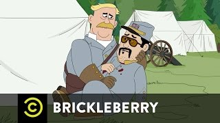 Brickleberry - A Call From the Future  - Uncensored