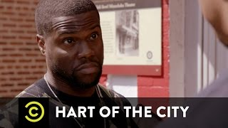 Hart of the City - Kevin Hart - A Proud Black Leader