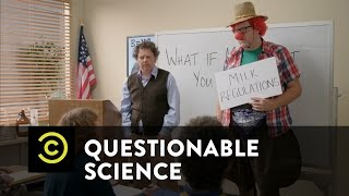 Questionable Science - Milk - Uncensored