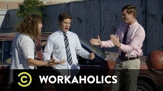 Workaholics - The TAC Three-on-Three Tournament