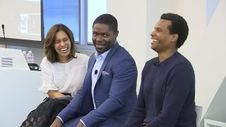 "David Oyelowo & Tendo Nagenda: ""The Queen of Katwe [...]"" 