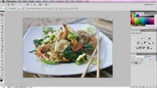 Photoshop's New Chinese Food Tool