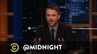 Chris Hardwick: You F**king Make America Great - @midnight with Chris Hardwick