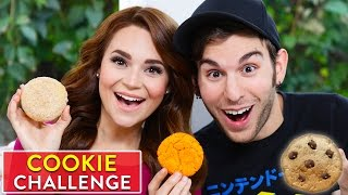 COOKIE CHALLENGE! w/ Jake Roper
