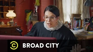 Hack Into Broad City - Halloween - Uncensored