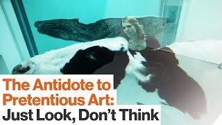 The Antidote to Pretentious Art? Just Look, Don't Think | David Salle