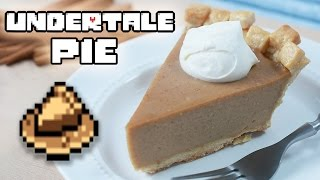 UNDERTALE BUTTERSCOTCH CINNAMON PIE - NERDY NUMMIES