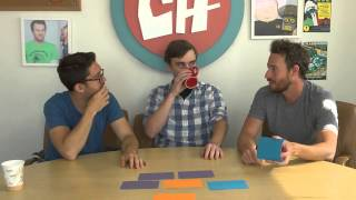 Jake & Amir and Penis-Shaped Nipples - CH Comment Show