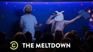 The Meltdown with Jonah and Kumail - Brett Gelman - Tiny's Big Performance