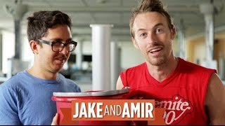 Jake and Amir: Ice Bucket Challenge