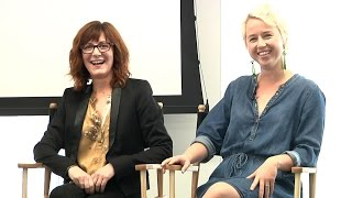 "Jillian Robertson & Megan Jones: ""The Moth"" 