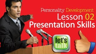 Presentation Skills | Personality development skills Chapter 03