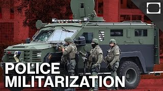 Are U.S. Police Too Militarized?