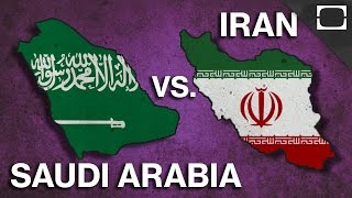 Why Do Saudi Arabia And Iran Hate Each Other?