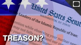 Did Republican Senators Commit Treason?