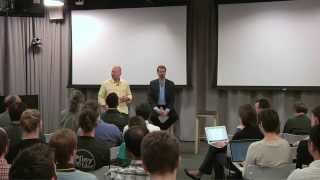 "Erik Brynjolfsson & Andrew McAfee: ""The Second Machine Age"" 