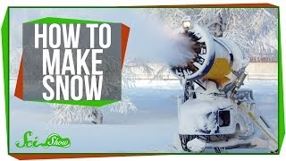 How to Make Snow (If You're Not Elsa)