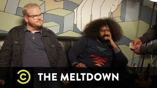 The Meltdown with Jonah and Kumail - David Cross's Magic Trick  - Uncensored