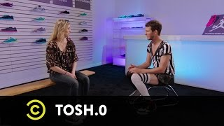 Tosh.0 - Web Redemption - Girl Dunks
